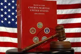 Manual for Court Martials