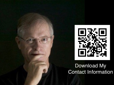 Michael with contact information